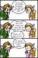 No Respect For Link