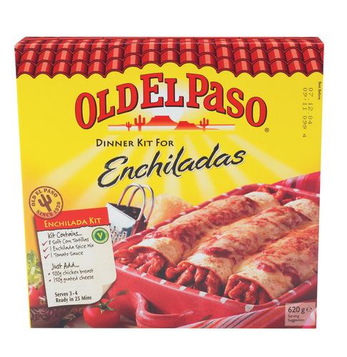 Old El Paso!