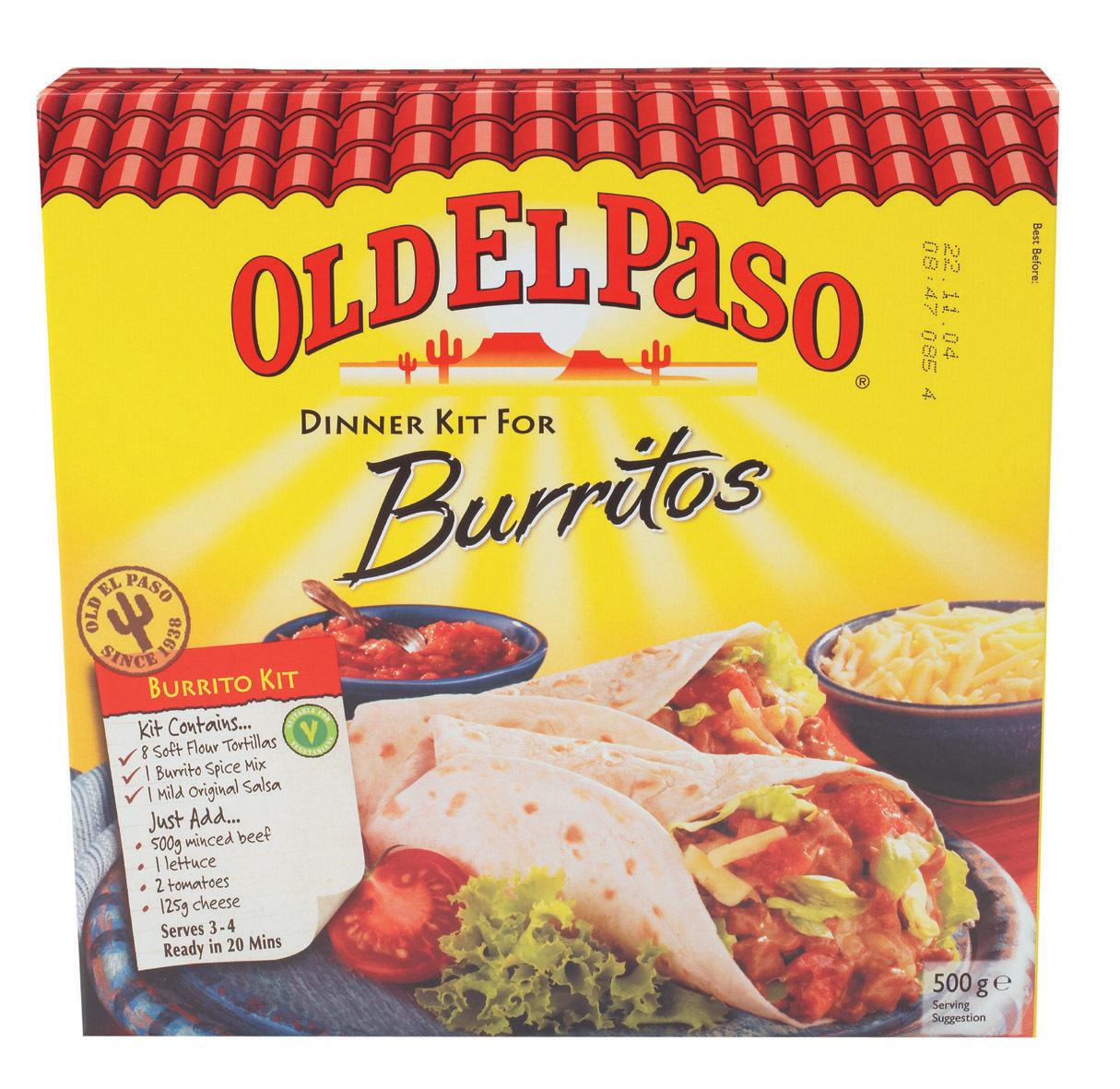 Old El Paso Mexican Food Photo 2115983 Fanpop