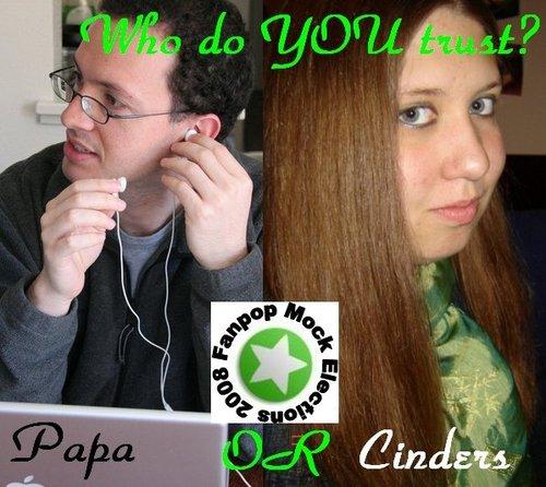 Papa Vs Cinders