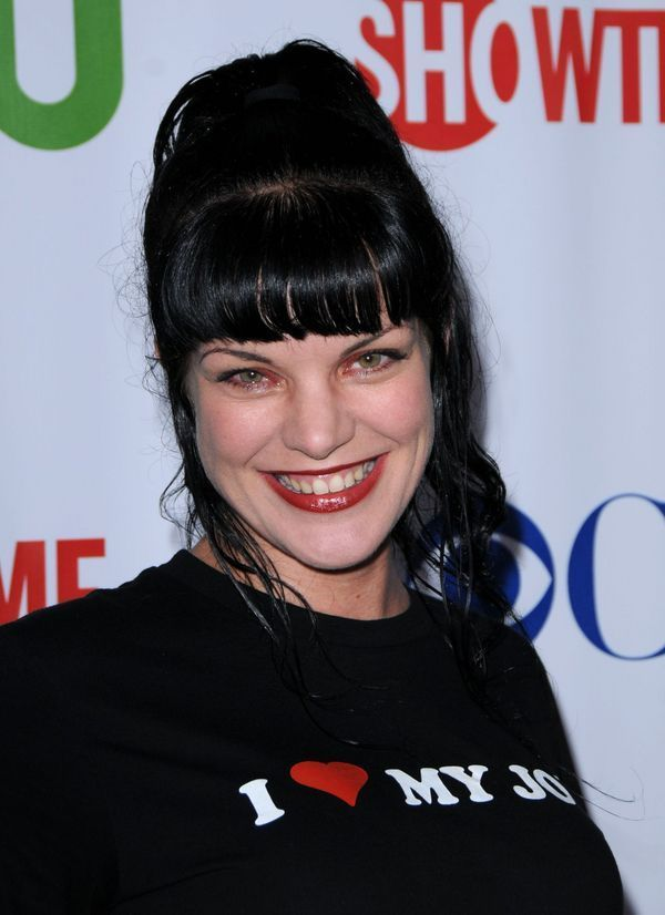 Pauley as Abby