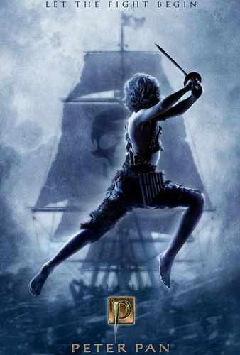 Peter Pan Movie Poster