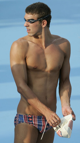 Phelps, to share with u