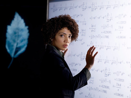 Jasika Nicole as Astrid Farnsworth