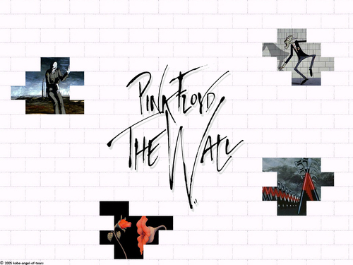 Pink Floyd - The Wall - pink-floyd Wallpaper