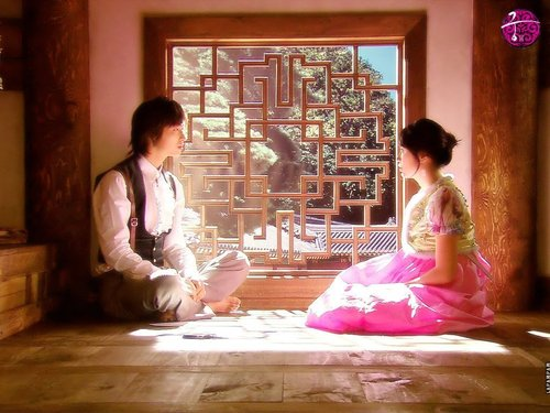 Princess Hours kertas dinding