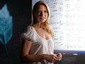 Anna Torv as Agent Olivia Dunham - fringe photo