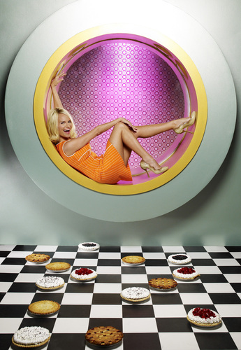 Pushing Daisies wallpaper probably containing a roulette wheel titled Promotional Pictures - Olive Snook