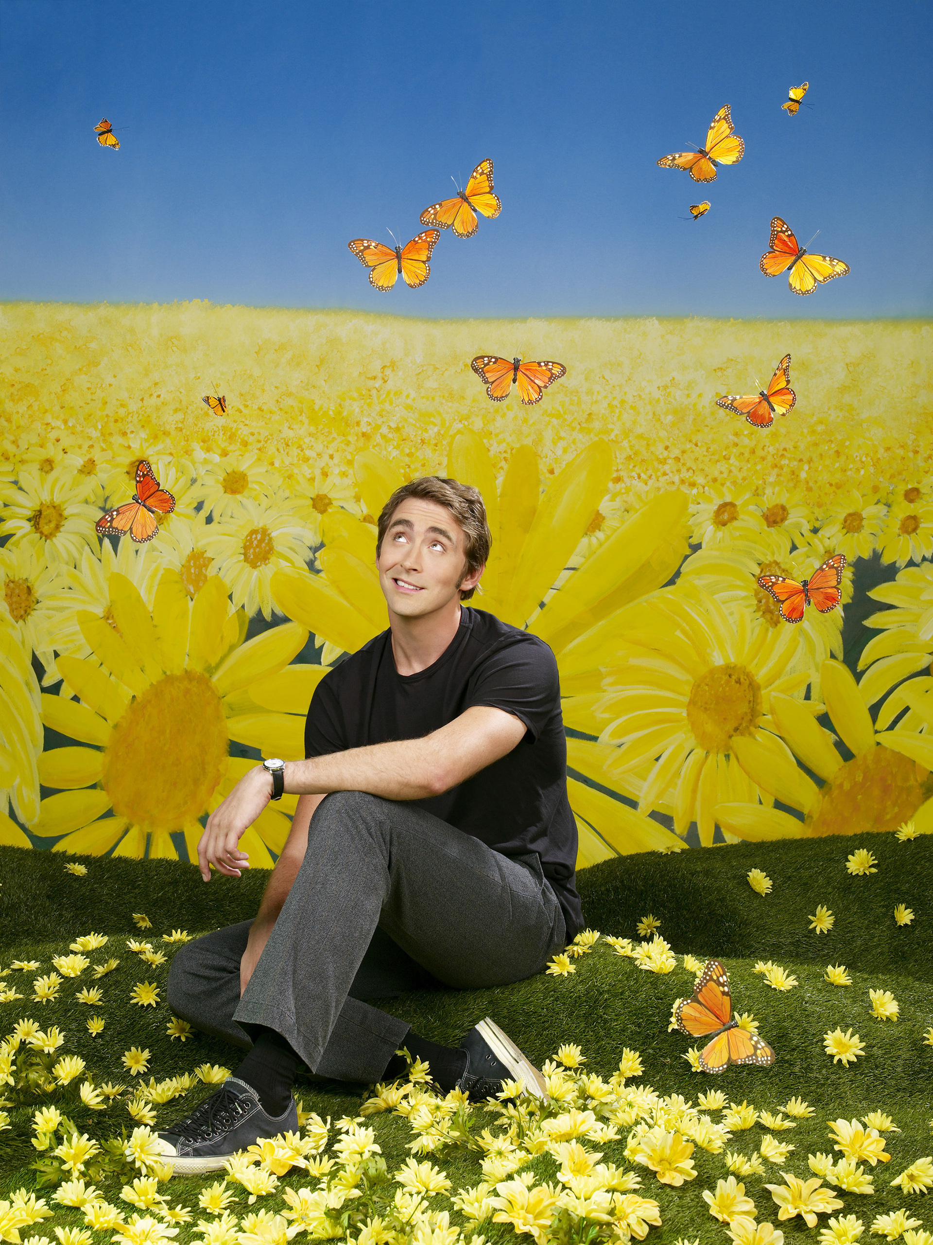 lee pace pushing daisies - photo #30