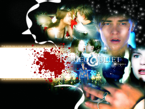 Romeo & Juliet - romeo-and-juliet Wallpaper