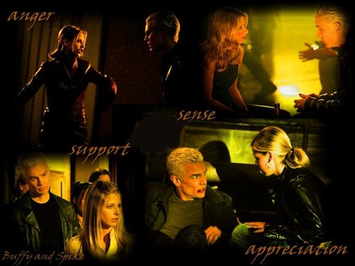 The Buffyverse fond d'écran containing a concert and a pianist entitled SPUFFY