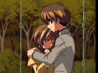 Cardcaptor Sakura wallpaper containing anime entitled Sakura & Syaoran