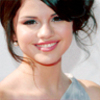 Selena Gomez photo with a portrait entitled Selena Gomez