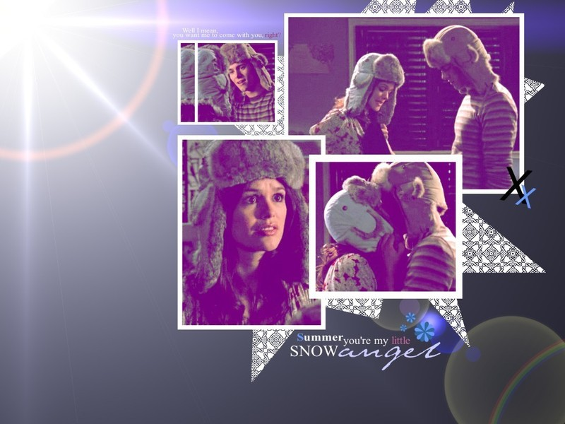 the oc wallpapers. Seth + Summer - The OC