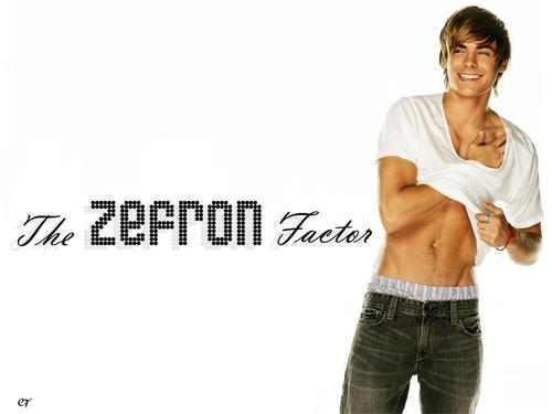 Sexy Zac Efron wallpaper