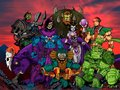 Skeletor's Crew - he-man wallpaper