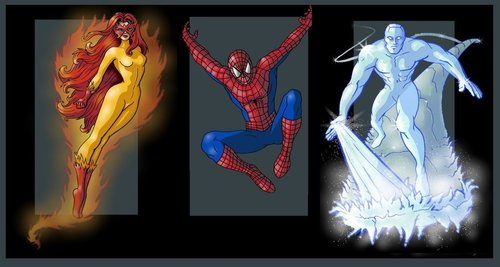 Spider-Man wallpaper called Spider-Man & His Amazing friends