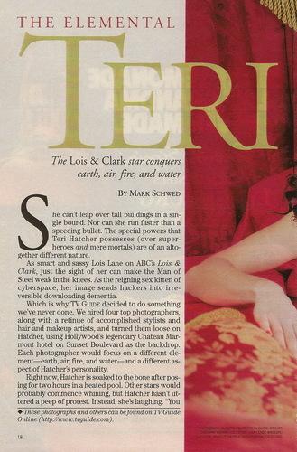 TV Guide June 1996