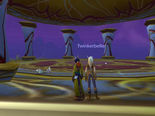 Temptasia and I