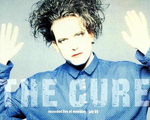 The Cure - Cover Art - the-cure Wallpaper