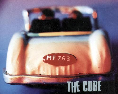 The Cure - Cover Art