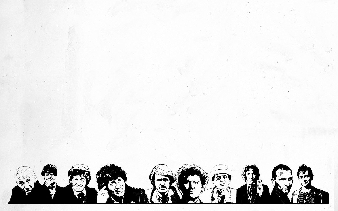 Doctor Who The Doctors Wallpaper