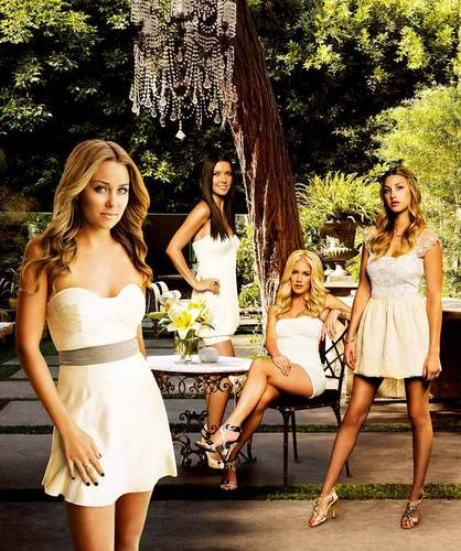 The Hills Cast (2008)