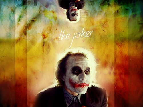 The Joker - the-dark-knight Wallpaper