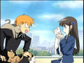 fruits-basket - Tohru & Kyo screencap