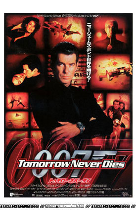 Tomorrow Never Dies - Promotional Pictures
