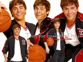 Troy... The basketball boy - troy-bolton wallpaper
