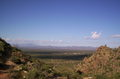 Tucson- View from Gates Pass - arizona photo