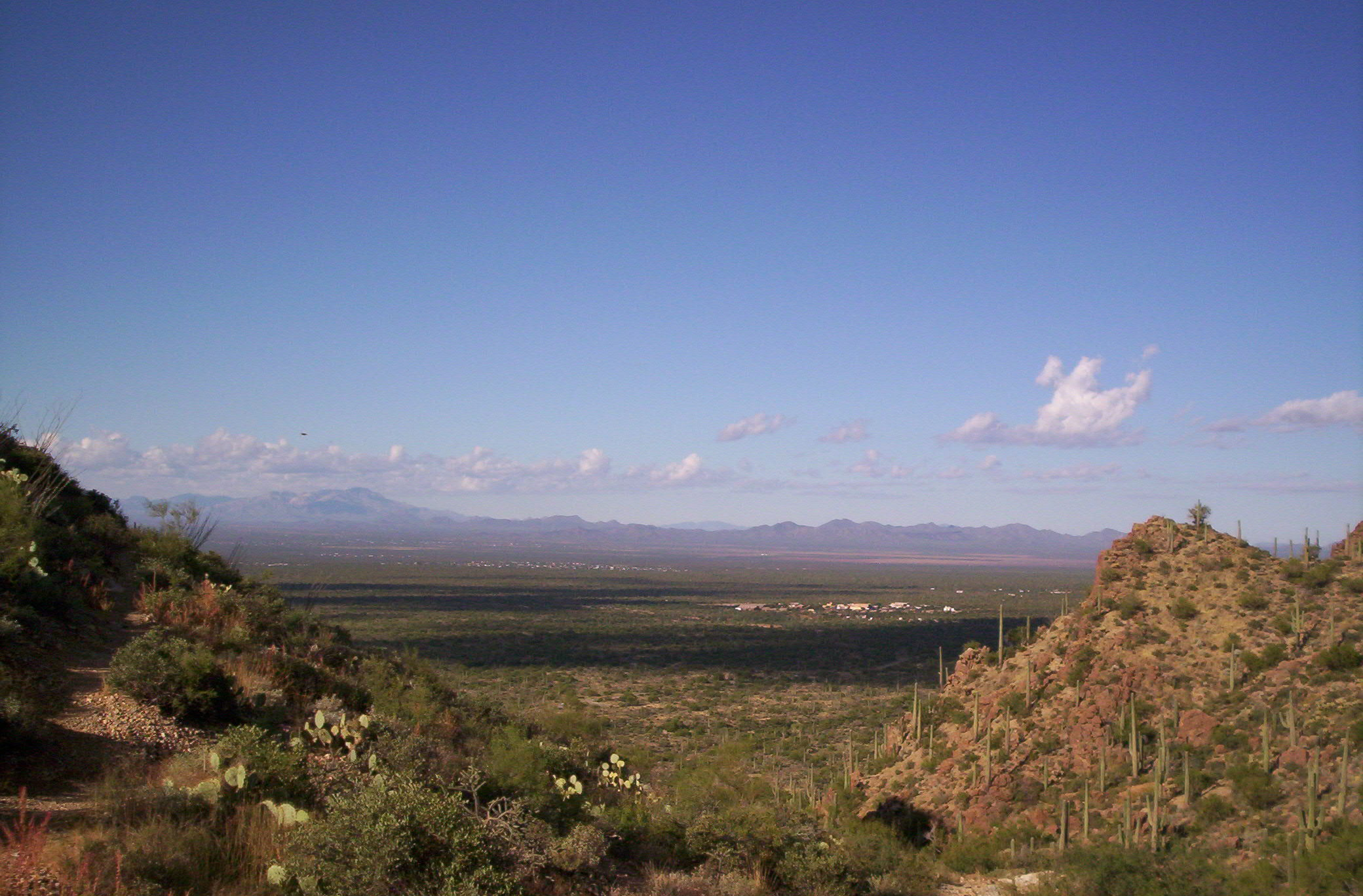 arizona images tucson- view from gates pass hd wallpaper and