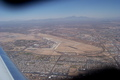 Tucson from the sky - arizona photo