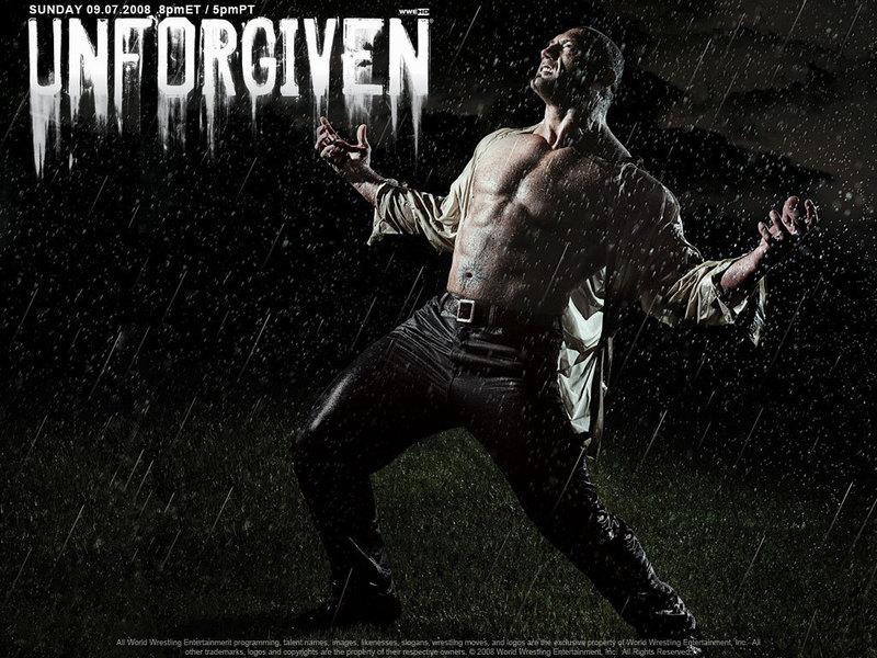 wrestling wallpaper. Unforgiven 2008 - Professional Wrestling Wallpaper (2149199) - Fanpop