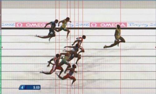Usain Bolt - 200m