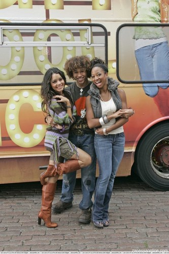Vanessa, Corbin & Monique