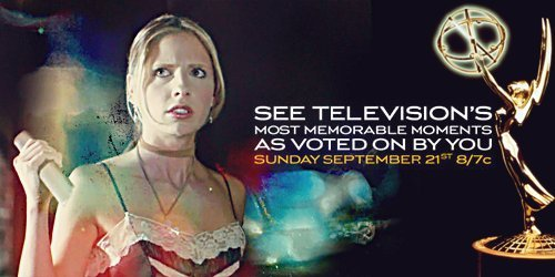 Vote for Buffy in the Emmys!