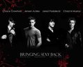 Wallpaper Jensen Ackles, Jared Padalecki, Chace Crawford, Chad Michael Murray - supernatural wallpaper