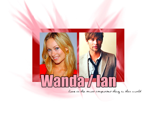 The Host wallpaper titled Wanda & Ian