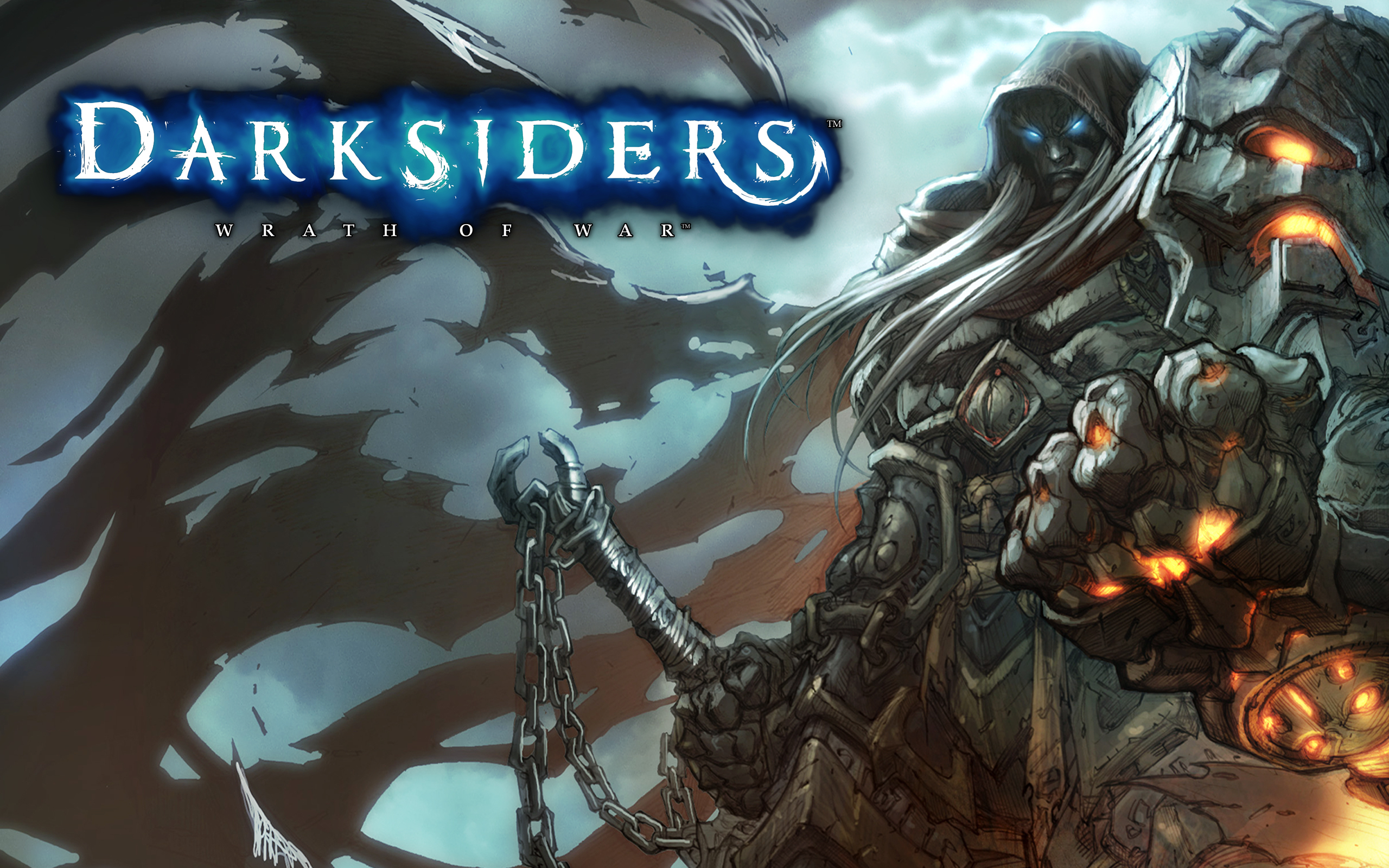 Darksiders War Wallpaper By: Darksiders Wallpaper (2154826)