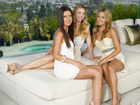 Whitney,Lauren& Audrina