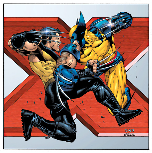 Wolverine vs Ultimate Wolverine