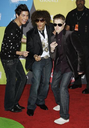 Zac, Corbin & Lucas