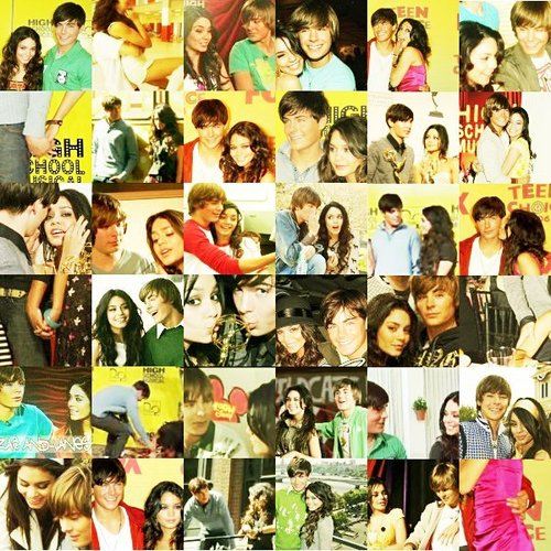 Zanessa moments