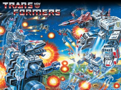 transformers wallpaper containing anime titled classic transformers