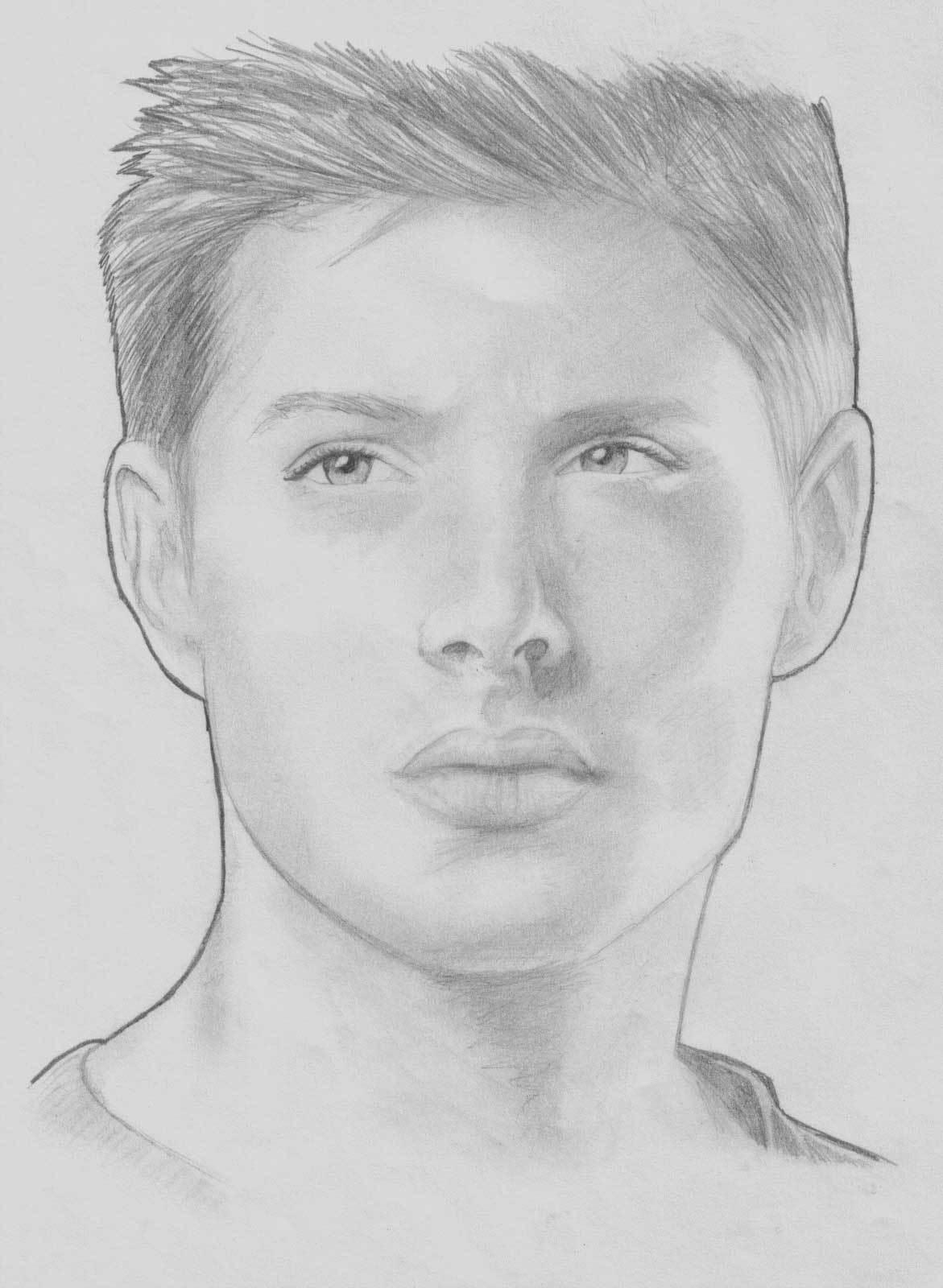 Арт рисунки дженсена эклза 8