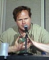 joss at comic con 2002 - joss-whedon photo