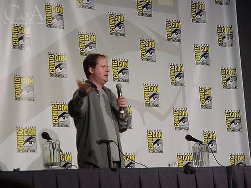 joss at comic con 2003