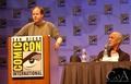 joss whedon at comic con 2004